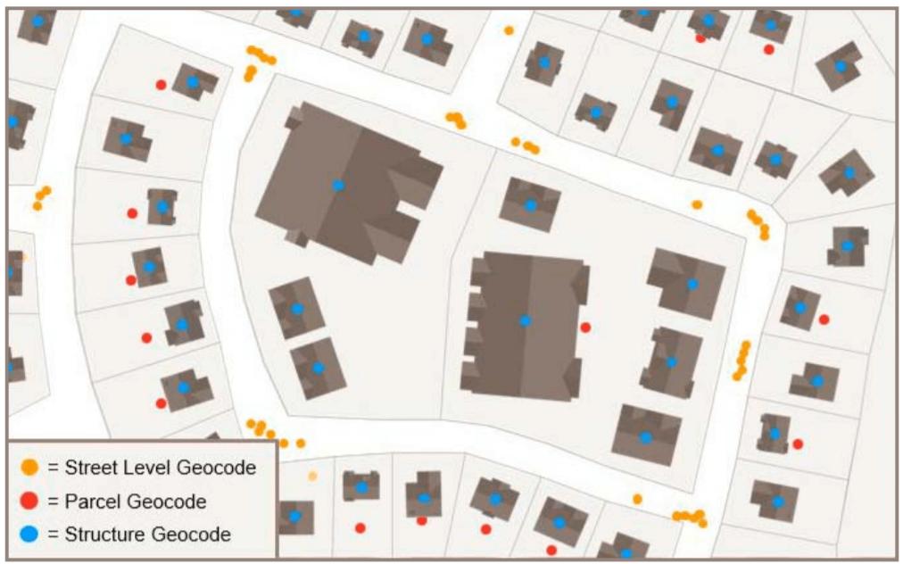 Figure 1: City Map