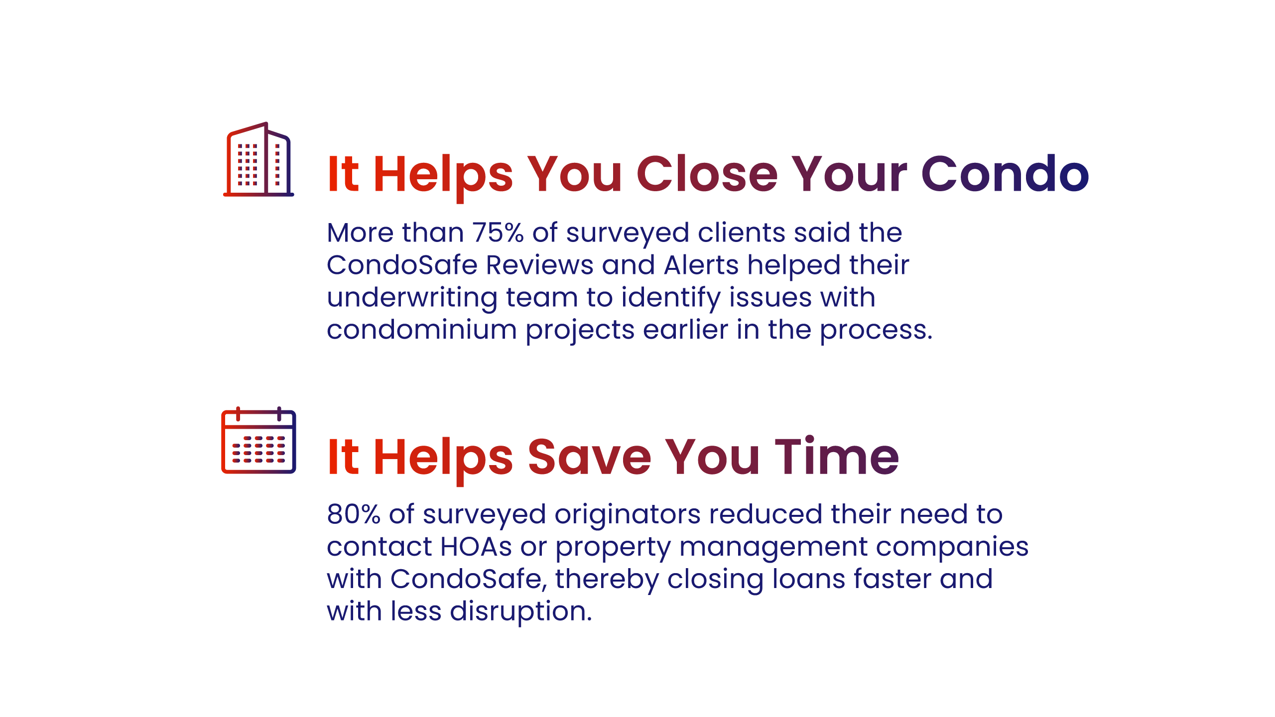 CoreLogic Digital Mortgage Collateral Solutions - Simplified Condo Project Data Collection to Maximize your Profits