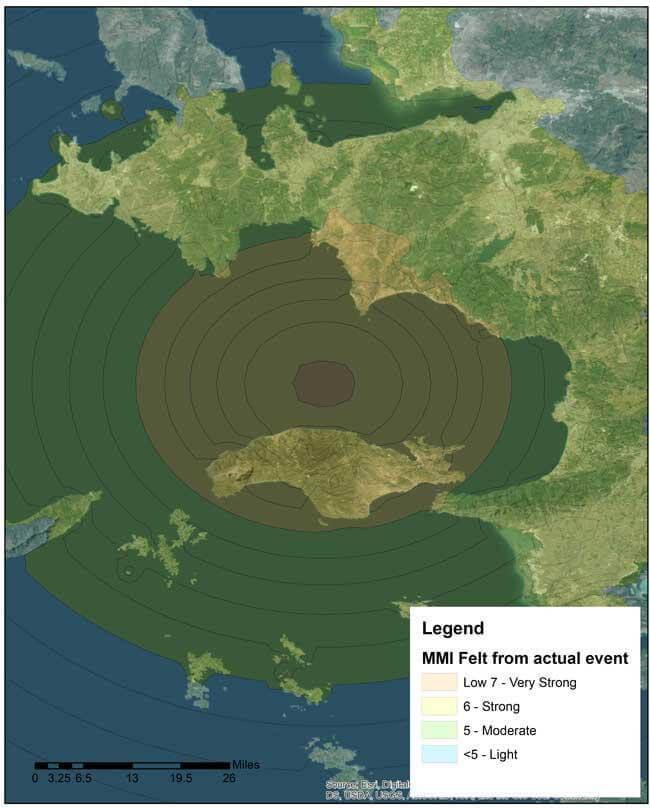 Turkey Earthquakes