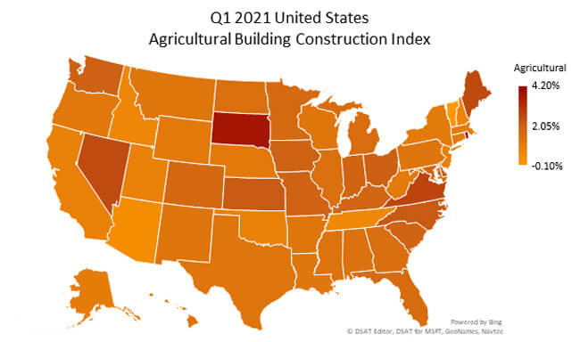 Q2 2021 Commercial Product Bulletin Agriculture US