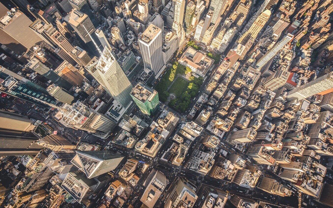 Header City Above