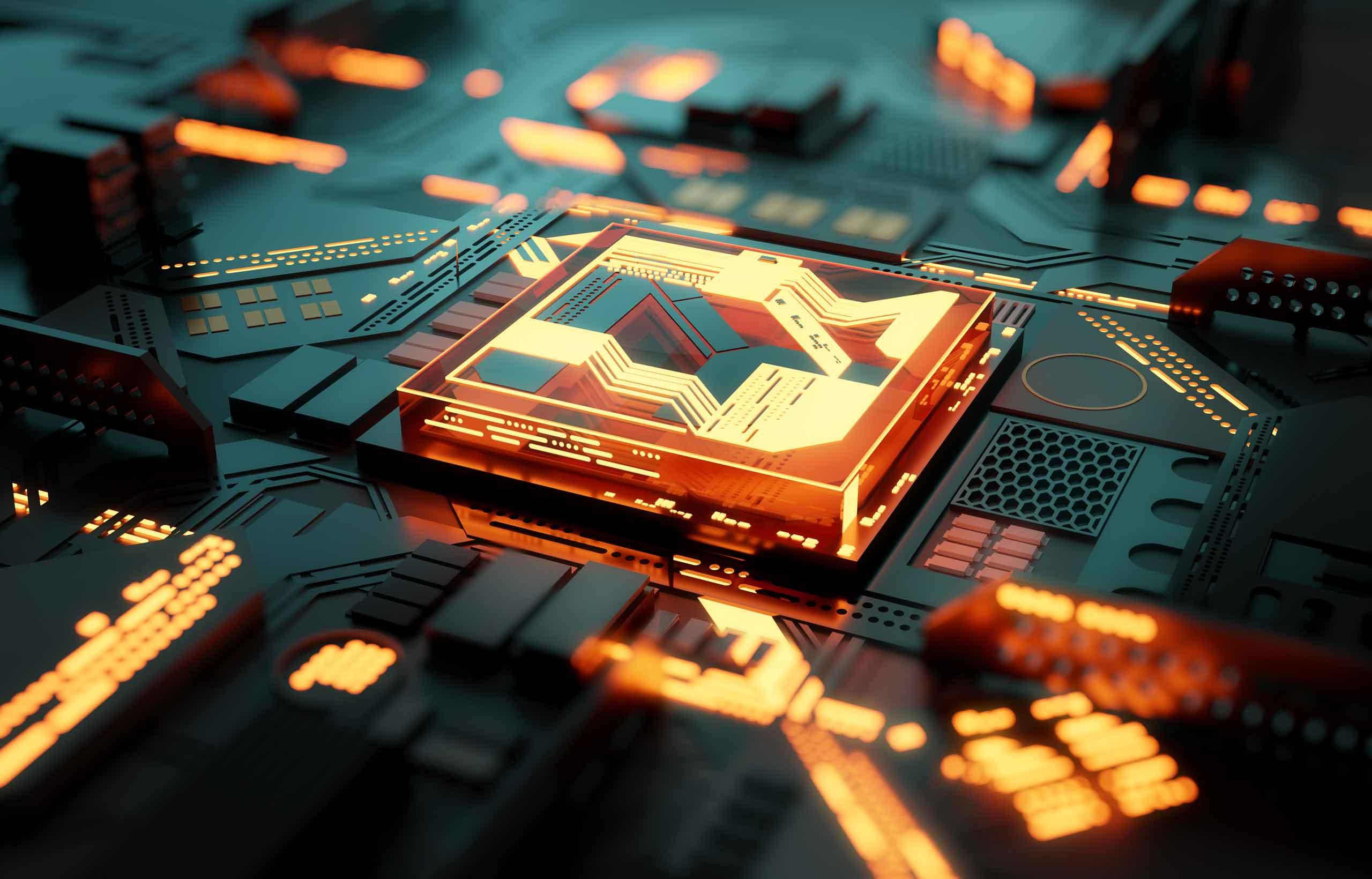 Header Culture Microchip